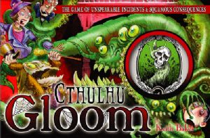 Cthulhu Gloom : Card Game